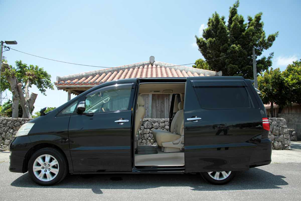 Okinawa Private Transport 1