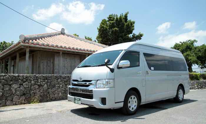 Okinawa Private Transport 2